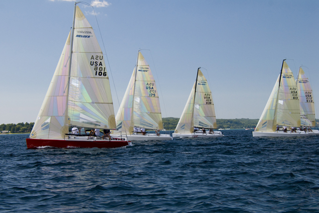 Click HERE to see all the pictures from the regatta